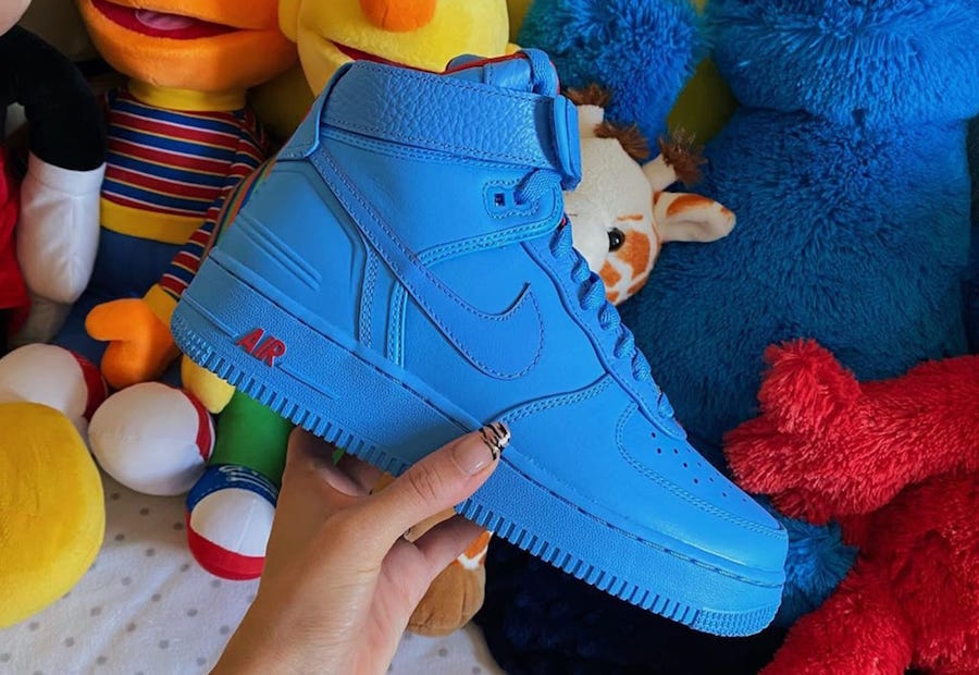 Don C Nike Air Force 1 High Chicago Release Date Info