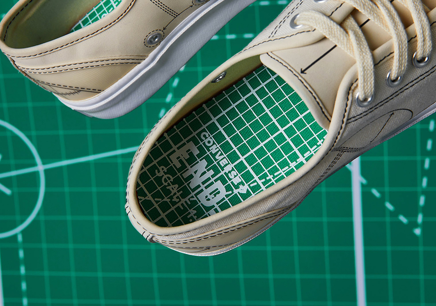 END Clothing Blueprint Pack Chuck 70 Jack Purcell Release Date Info
