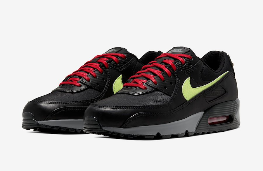 FDNY Nike Air Max 90 NYC CW1408-001 Release Date Info