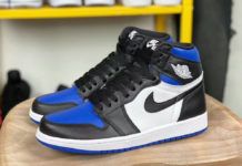 Game Royal Air Jordan 1 High OG 555088-041 Release Date