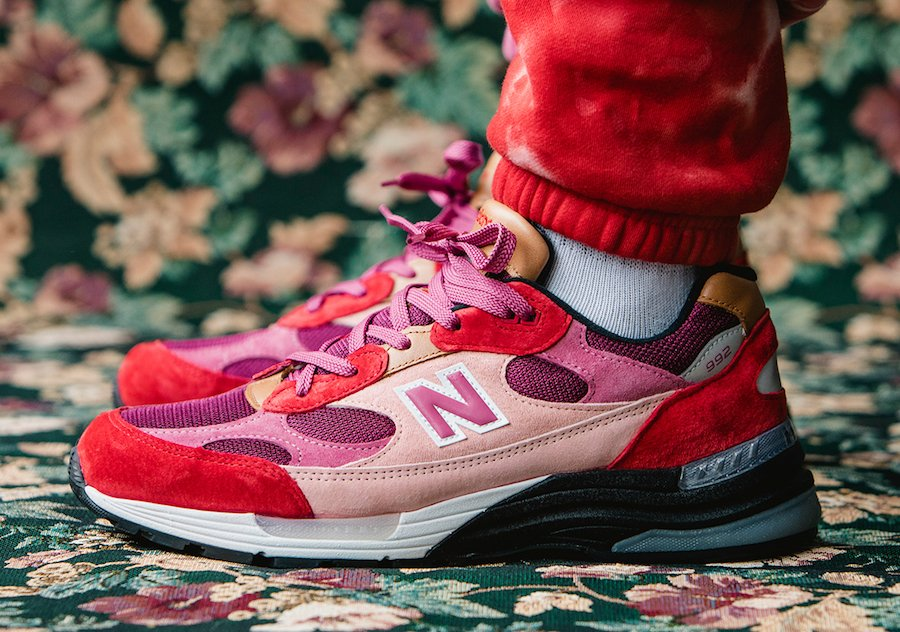 Joe Freshgoods Dont Be Mad New Balance 992 Release Date Info