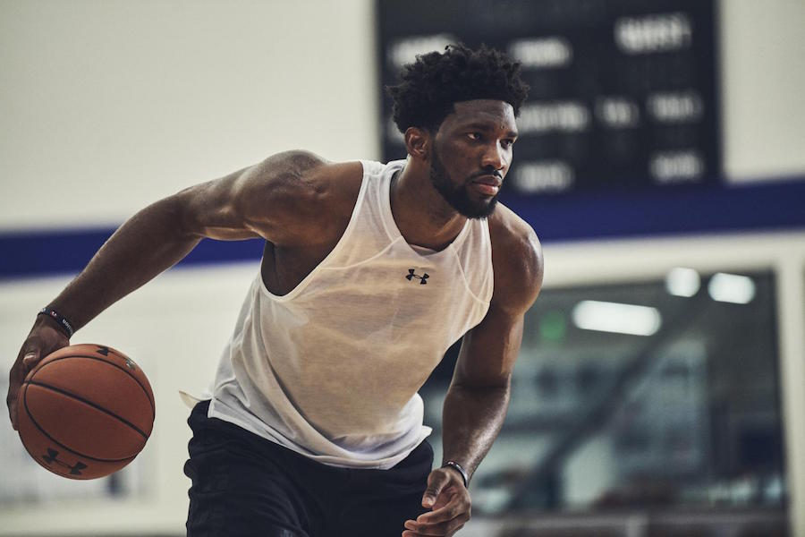 Joel Embiid Under Armour Embiid 1 Release Date Info