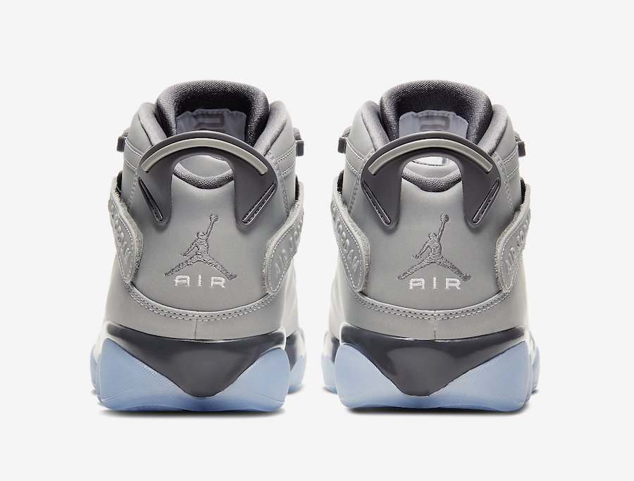 Jordan 6 Rings 3M Reflective Metallic Silver CW4641-001 Release Date Info