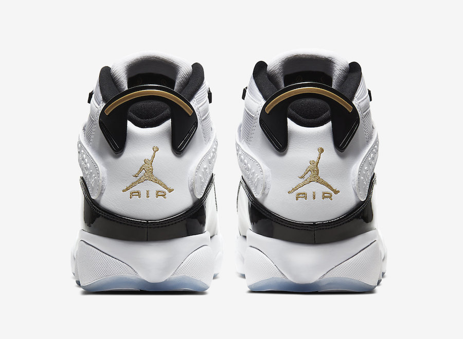 Jordan 6 Rings DMP CW6993-100 Release Date Info