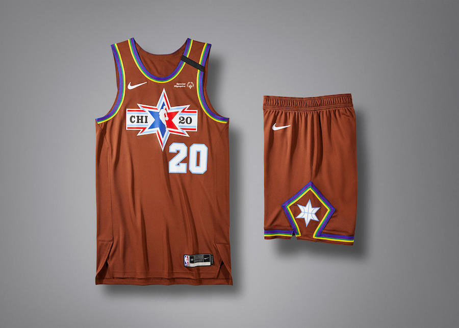 Jordan Brand NBA All-Star 2020 Uniforms