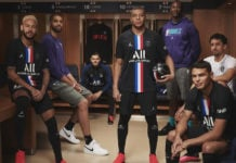 Jordan Brand Paris Saint-Germain 2020 Kit