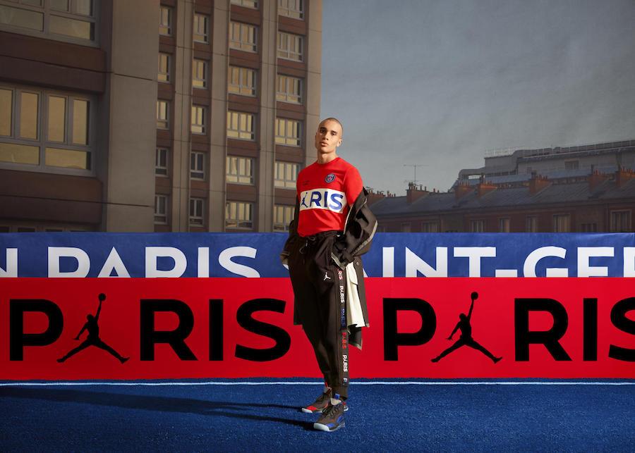 Jordan Brand Paris Saint-Germain 2020 Kit