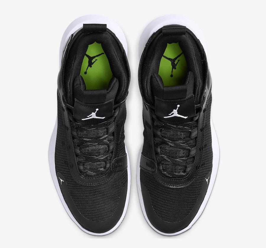 Jordan Jumpman 2020 Black White Electric Green BQ3449-001 Release Date Info