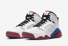 Jordan Mars 270 White Red Blue CD7070-104 Release Date Info