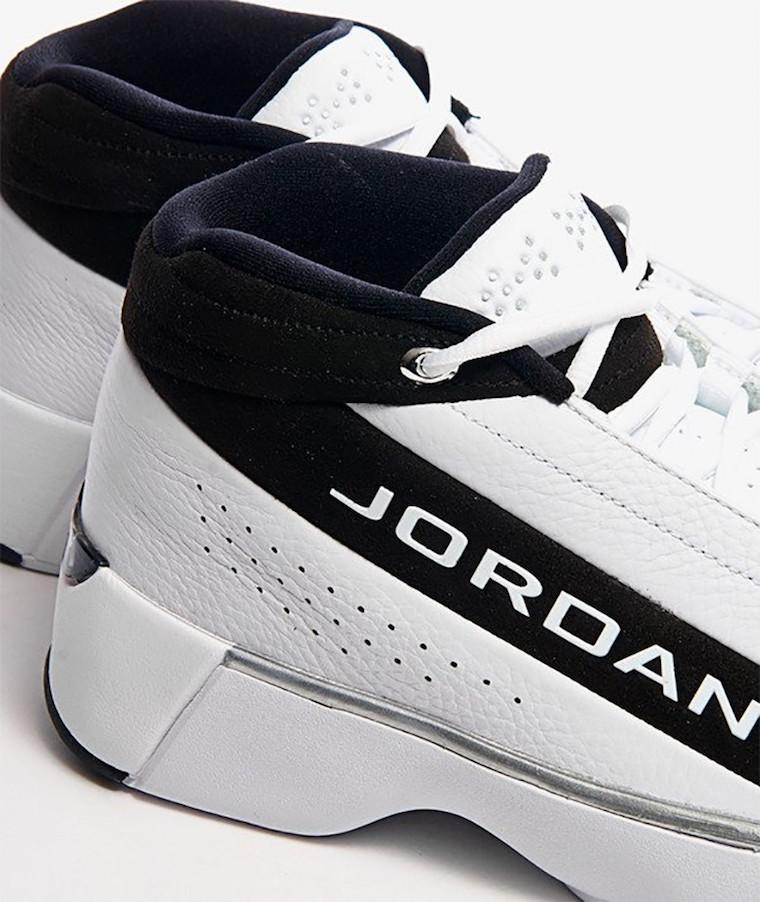 Jordan Team Showcase White Black CD4150-100 Release Date Info
