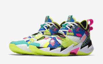 Jordan Why Not Zer0.3 LA Born All-Star CD3003-102 Release Date Info