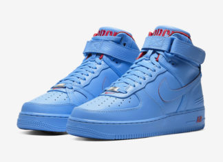 Just Don C RSVP Nike Air Force 1 High Chicago All-Star CW3812-400 Release Date