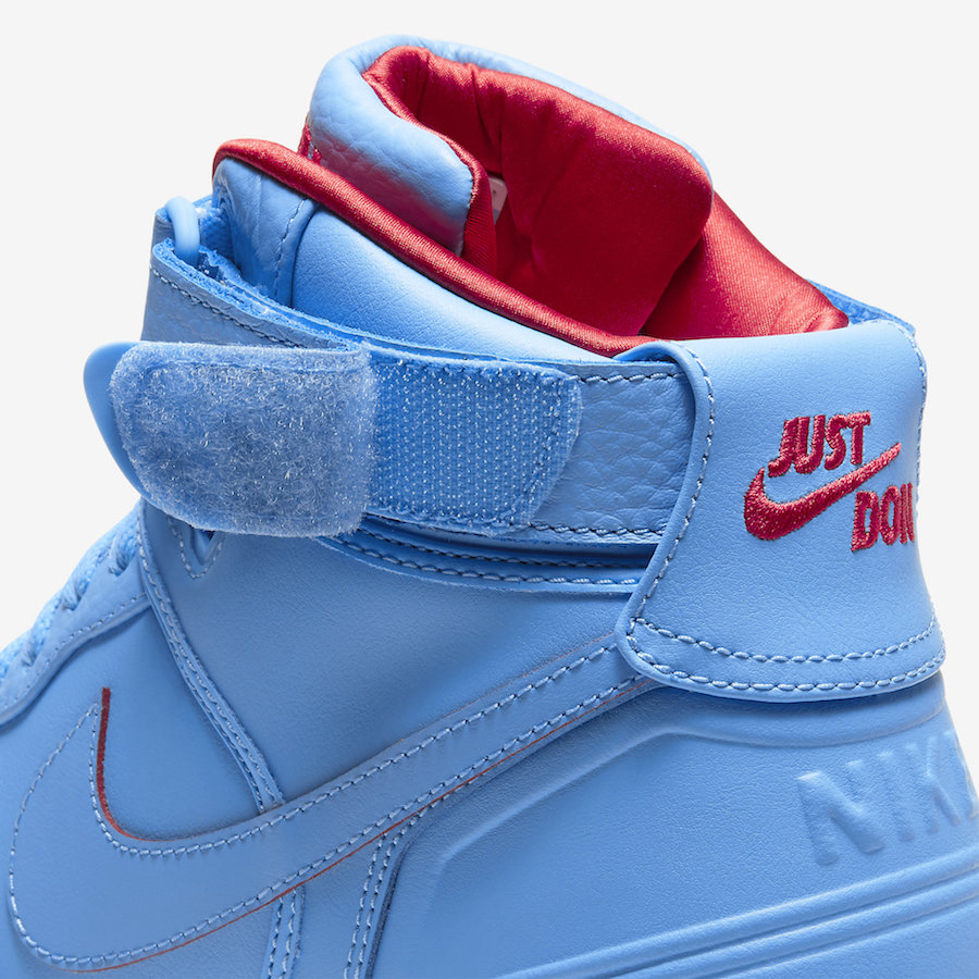 Just Don Nike Air Force 1 High Blue CW3812 400 |