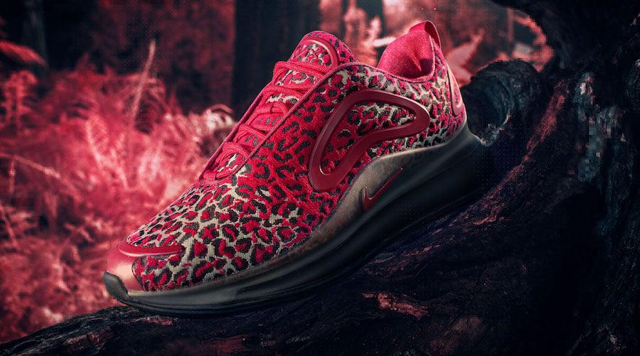 Maharishi Nike Air Max 720 By You Release Date Info