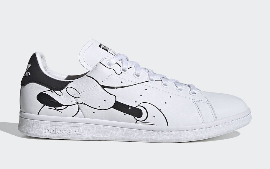Mickey Mouse adidas Stan Smith FW2895 Release Date Info