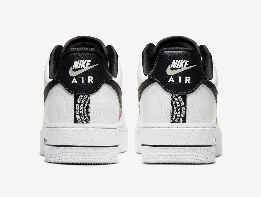 Nike Air Force 1 Low CU4734-100 Release Date Info