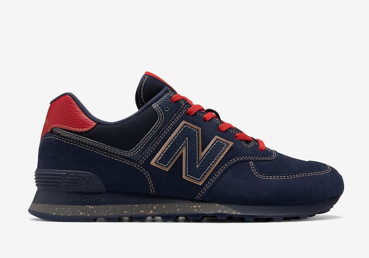 New Balance 574 BHM 2020 Collection Release Date Info