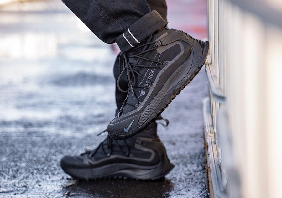 Nike ACG Air Terra Antarktik Black BV6348-001 Release Date Info