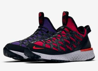 Nike ACG React Terra Gobe Red Purple BV6344-601 Release Date Info