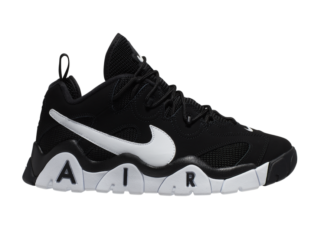 Nike Air Barrage Low Black White CD7510-001 Release Date Info