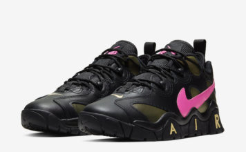 Nike Air Barrage Low Super Bowl LIV CT8454-001 Release Date