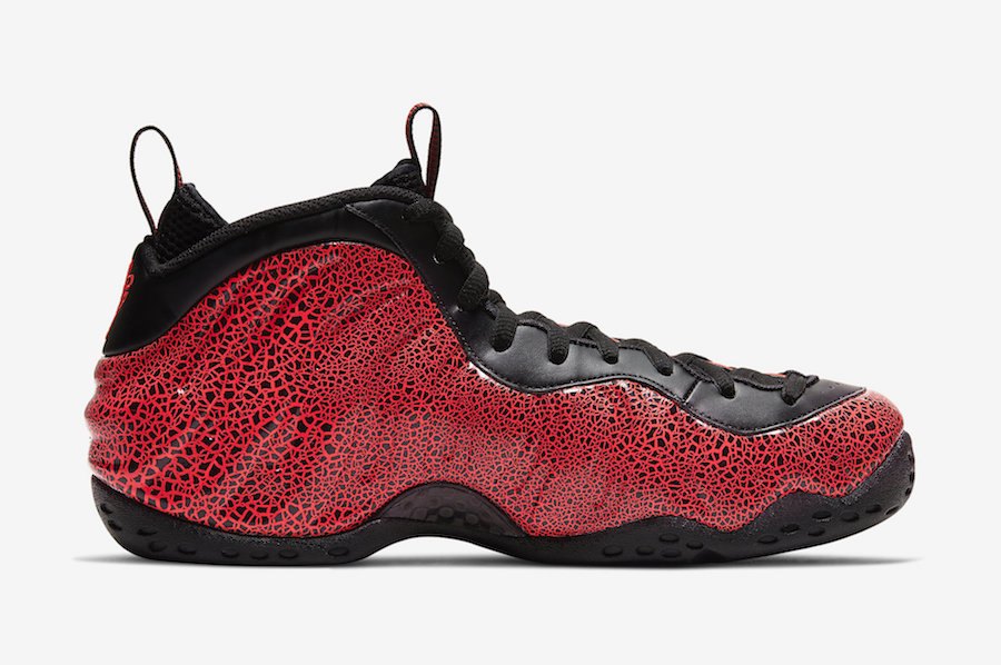 Nike Air Foamposite One Lava 314996-014 Release