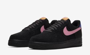 Nike Air Force 1 ACG CD0887-001 Release Date Info