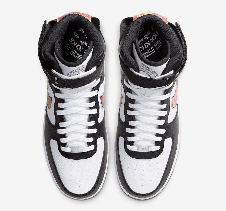 Nike Air Force 1 High CU4736-100 Release Date Info