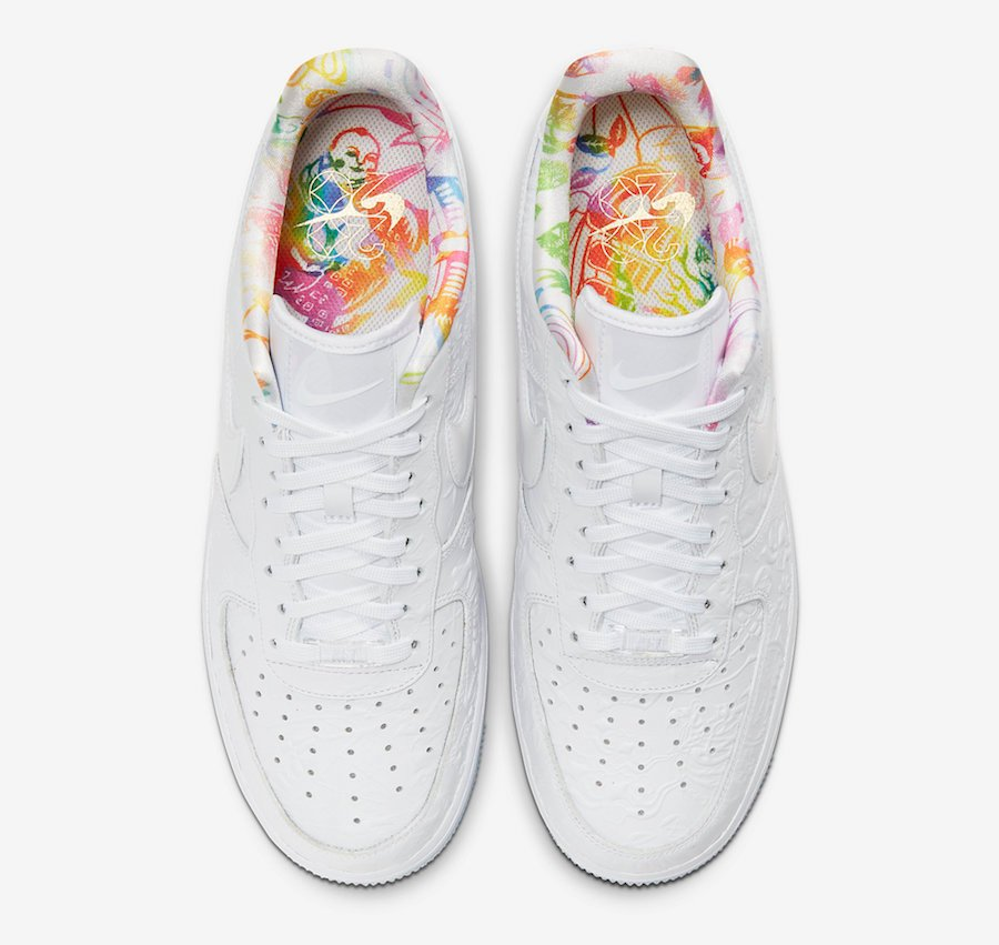 Nike Air Force 1 Low Chinese New Year CU8870 117 2020