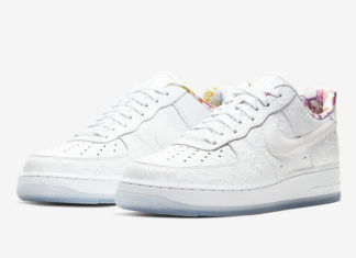 Nike Air Force 1 Low Chinese New Year CU8870-117 2020 Release Date Info