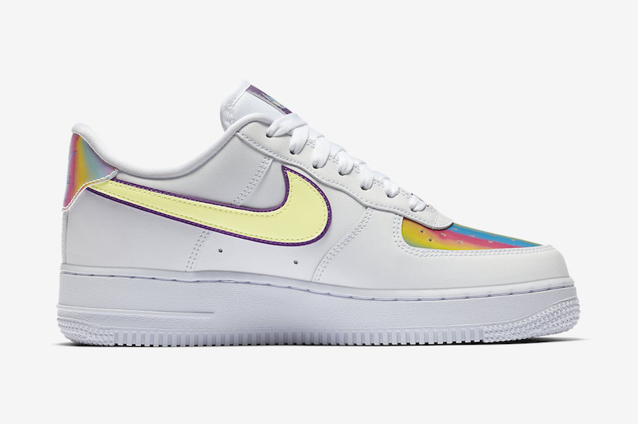 Nike Air Force 1 Low Easter 2020 CW0367-100 Release Date