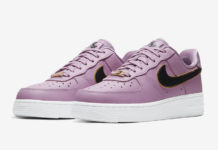 Nike Air Force 1 Low Frosted Plum AO2132-501 Release Date Info