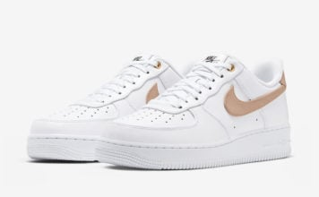Nike Air Force 1 Low Premium Vachetta Tan Pack
