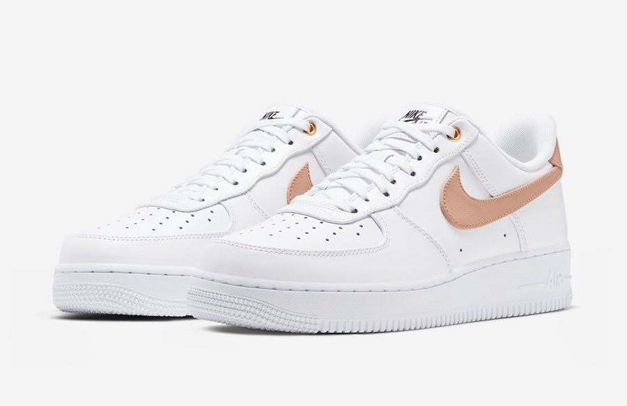 Nike Air Force 1 Premium Vachetta Tan CU6675-100 CU6675-001 ...