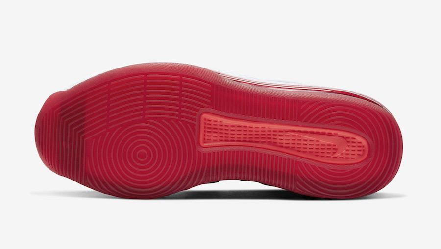 Nike Air Force Max II Bred AV6243-003 Release Date Info