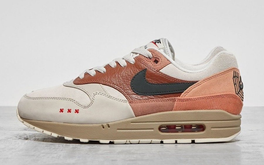 Nike Air Max 1 City Pack London Amsterdam Release Date Info | SneakerFiles