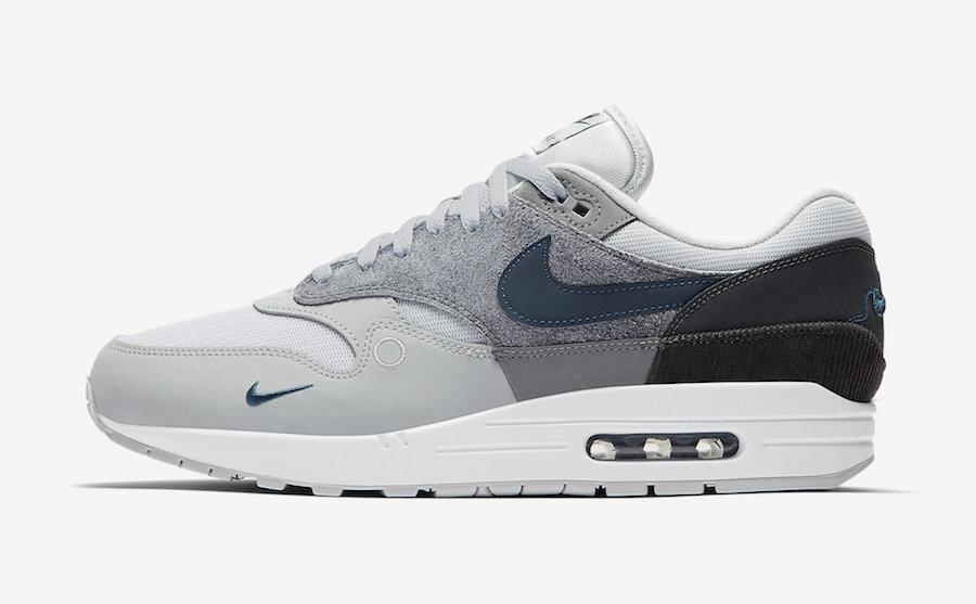 Nike Air Max 1 London CV1639-001 Release Date