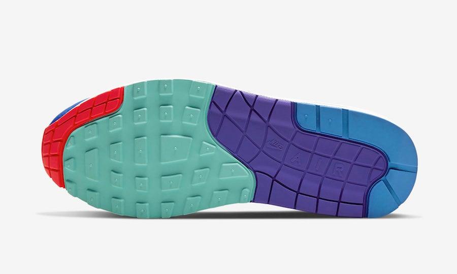 Nike Air Max 1 Parachute CU4713-001 Release Date Info