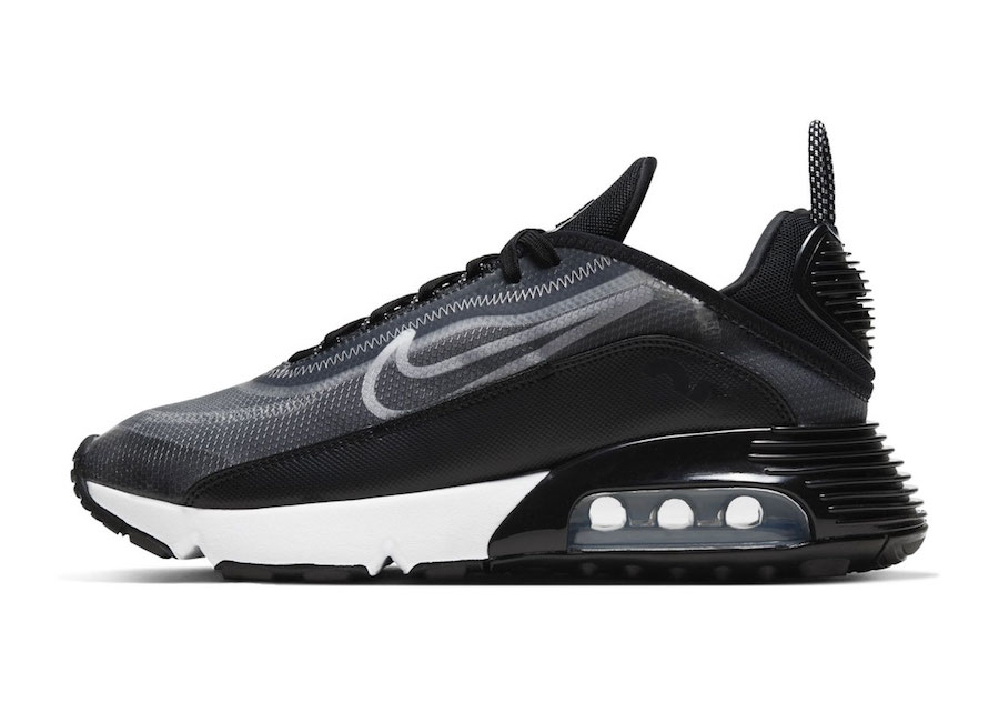 Nike Air Max 2090 Grey Black White Release Date