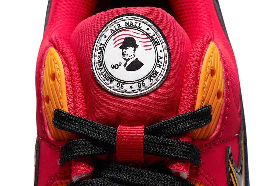 Nike Air Max 90 City Pack London Release Date Info