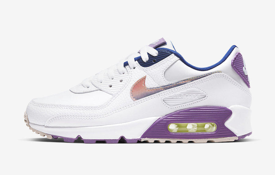 Nike Air Max 90 'Easter' Releasing with Velcro Tongue