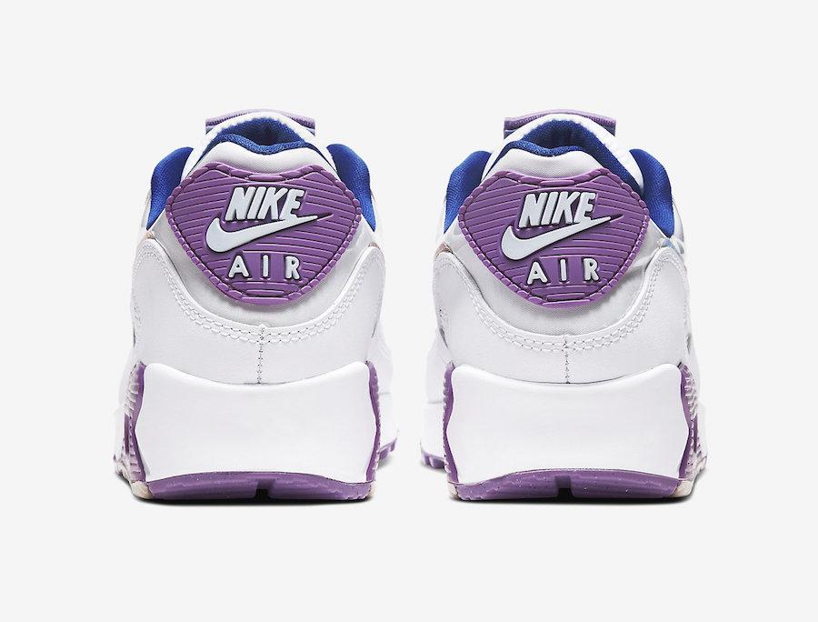 Nike Air Max 90 Easter CJ0623-100 Release Date Info