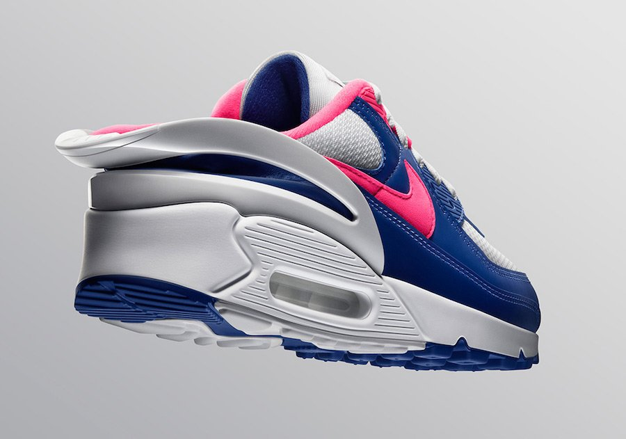 Nike Air Max 90 FlyEase CV0526-101 Release Date Info