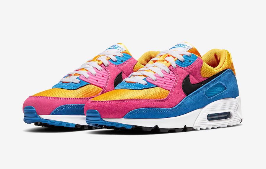 Nike air max 90 suede sneakers Nike air max 90 suede