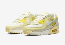 Nike Air Max 90 Lemon CW2654-700 Release Date Info
