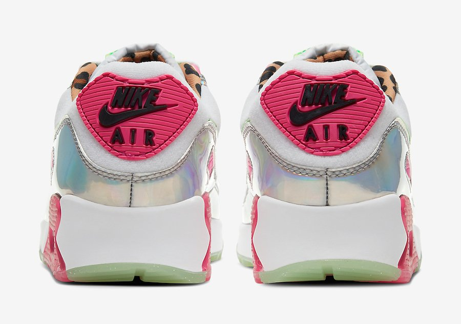 Nike Air Max 90 LX CQ2559-100 Release Date Info