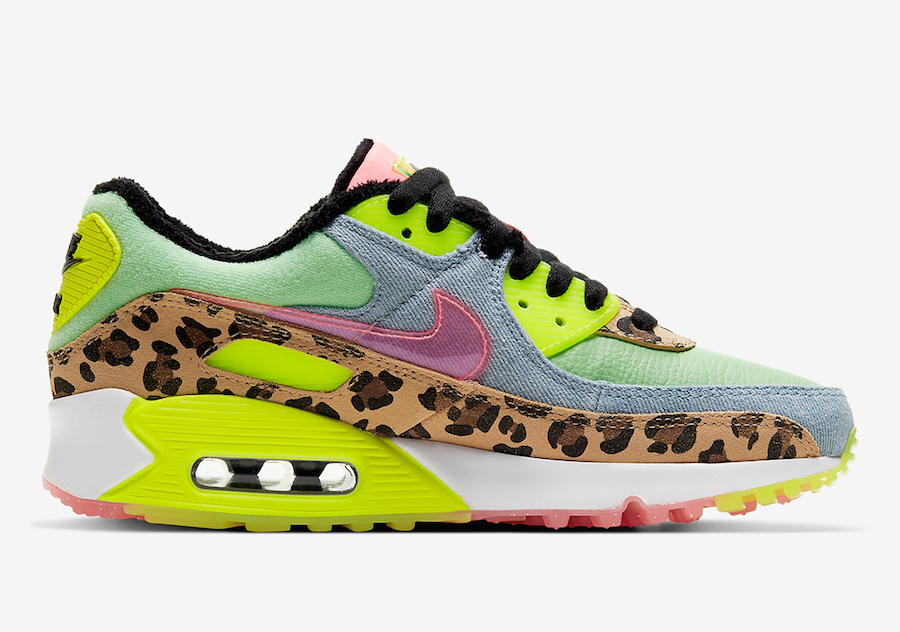 Nike Air Max 90 LX CW3499-300 Release Date Info