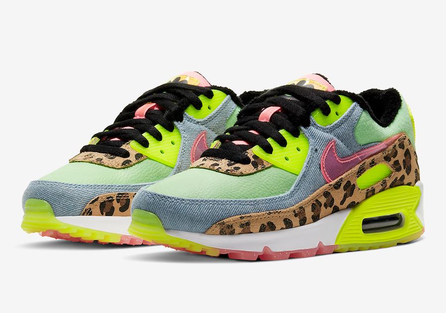 Nike Air Max 90 LX CW3499-300 CQ2559-100 Release Date Info | SneakerFiles