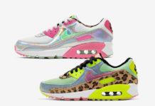 Nike Air Max 90 LX CW3499-300 CQ2559-100 Release Date Info