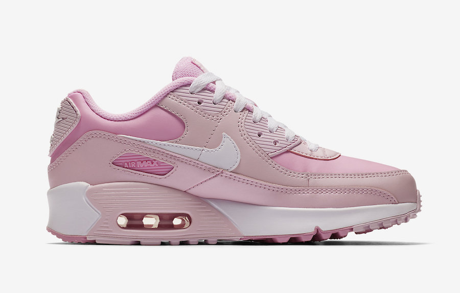 Nike Air Max 90 Pink CV9648-600 Release Date Info